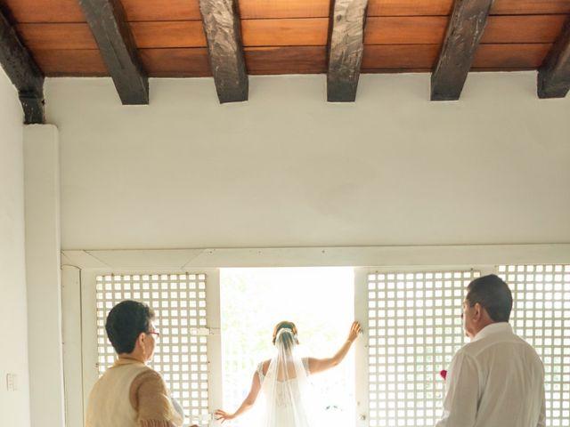 El matrimonio de Jhobani y Jakeline en Cartagena, Bolívar 17