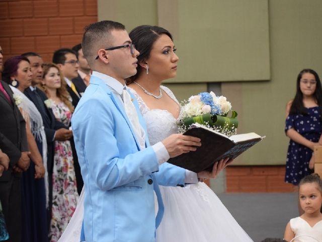 El matrimonio de Cristian Alejandro y María Alejandra en Villamaría, Caldas 5