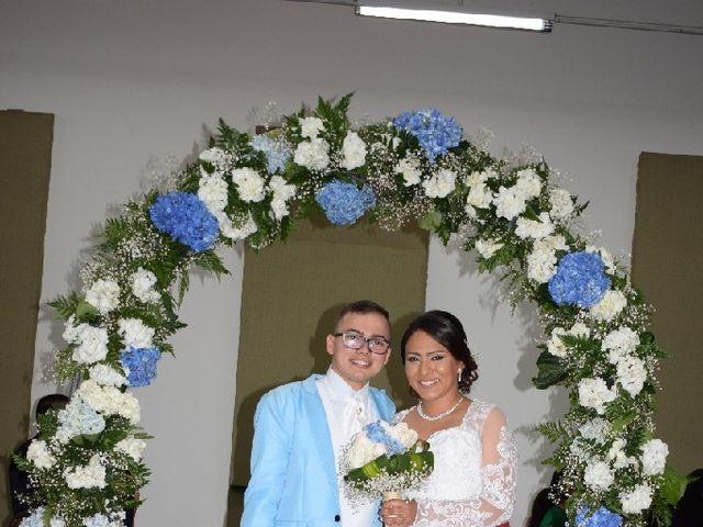 El matrimonio de Cristian Alejandro y María Alejandra en Villamaría, Caldas 1