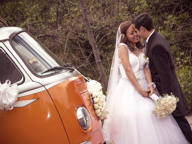 El matrimonio de Gerard y Pao en Bogotá, Bogotá DC 10