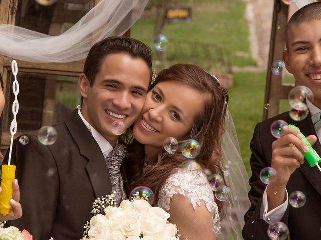 El matrimonio de Gerard y Pao en Bogotá, Bogotá DC 11