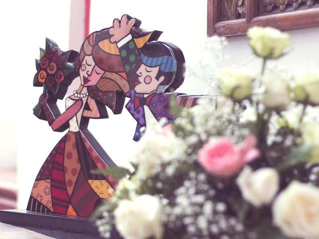 El matrimonio de Gerard y Pao en Bogotá, Bogotá DC 18