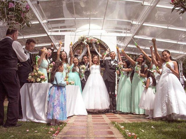 El matrimonio de Gerard y Pao en Bogotá, Bogotá DC 30