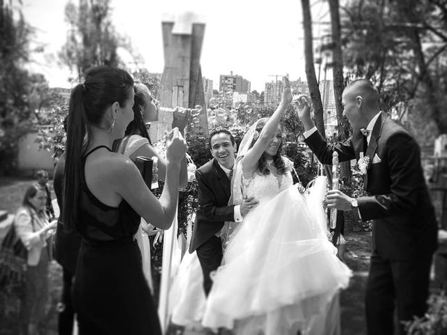 El matrimonio de Gerard y Pao en Bogotá, Bogotá DC 34