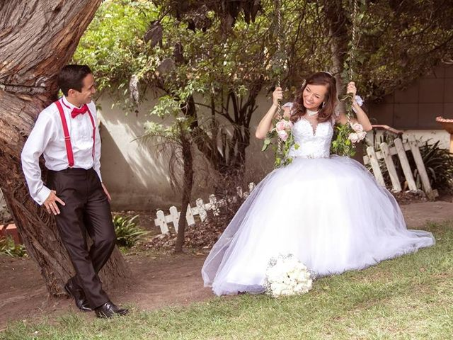 El matrimonio de Gerard y Pao en Bogotá, Bogotá DC 35