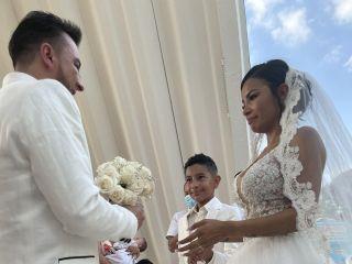 El matrimonio de Joan  y Cristina  2