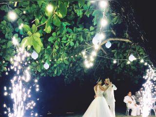 El matrimonio de Joan  y Cristina