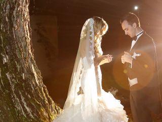 El matrimonio de Sara y Lucio