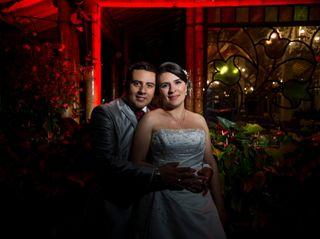 El matrimonio de Sandra Lorena y Diego Mauricio