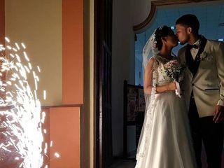 El matrimonio de Natalia y José 1