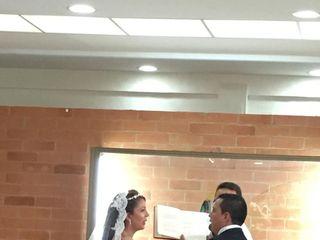 El matrimonio de Andrea  y Alejandro  2