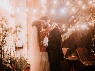 El matrimonio de Oscar y Katherine