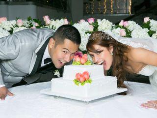 El matrimonio de Zuleima y Camilo