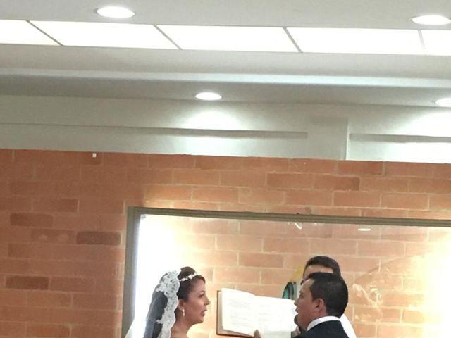 El matrimonio de Alejandro  y Andrea  en Cota, Cundinamarca 1
