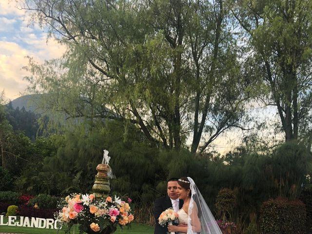 El matrimonio de Alejandro  y Andrea  en Cota, Cundinamarca 5