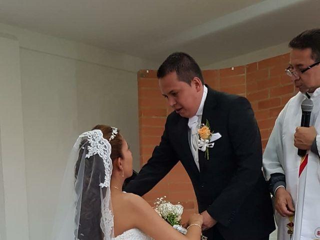 El matrimonio de Alejandro  y Andrea  en Cota, Cundinamarca 7