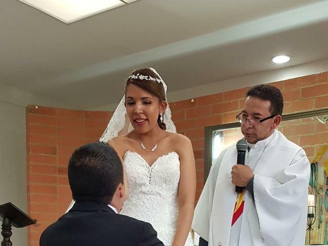 El matrimonio de Alejandro  y Andrea  en Cota, Cundinamarca 8