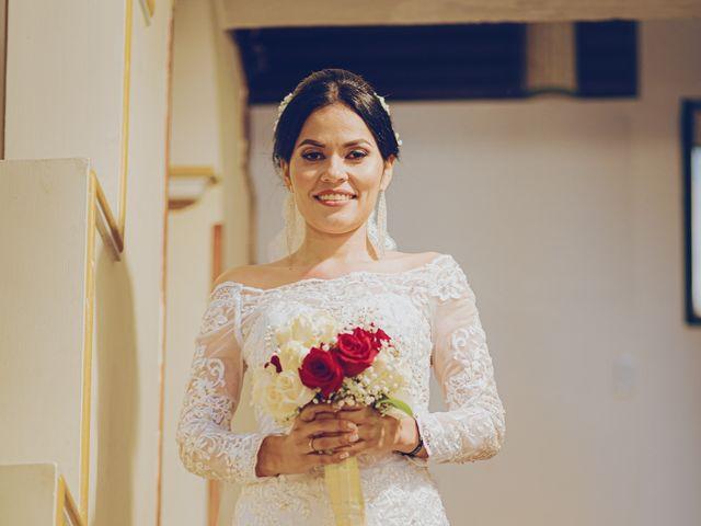 El matrimonio de Ubaldo y Angélica en La Calera, Cundinamarca 21