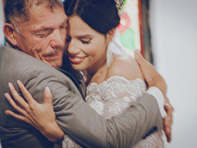 El matrimonio de Ubaldo y Angélica en La Calera, Cundinamarca 26
