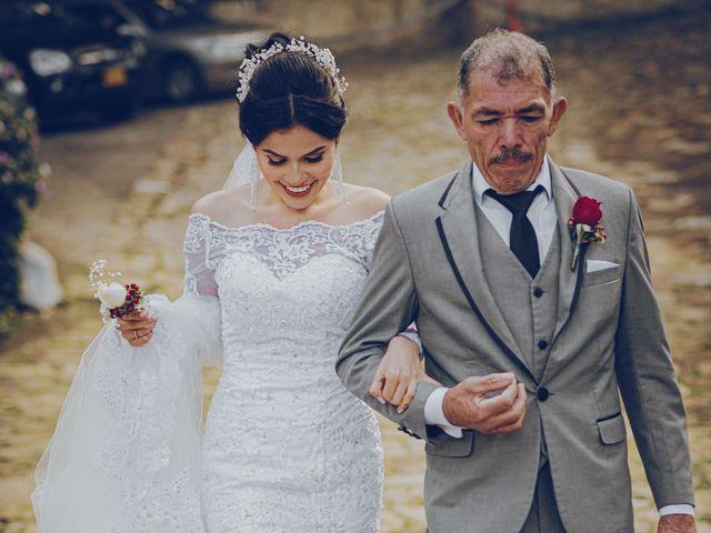 El matrimonio de Ubaldo y Angélica en La Calera, Cundinamarca 32