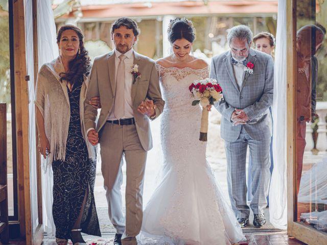 El matrimonio de Ubaldo y Angélica en La Calera, Cundinamarca 33