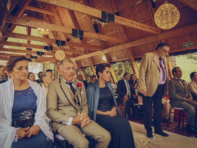 El matrimonio de Ubaldo y Angélica en La Calera, Cundinamarca 34