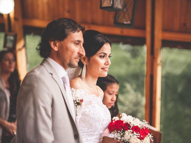 El matrimonio de Ubaldo y Angélica en La Calera, Cundinamarca 36
