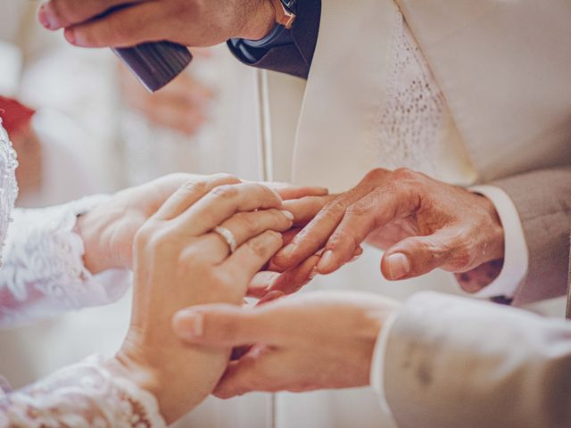 El matrimonio de Ubaldo y Angélica en La Calera, Cundinamarca 40