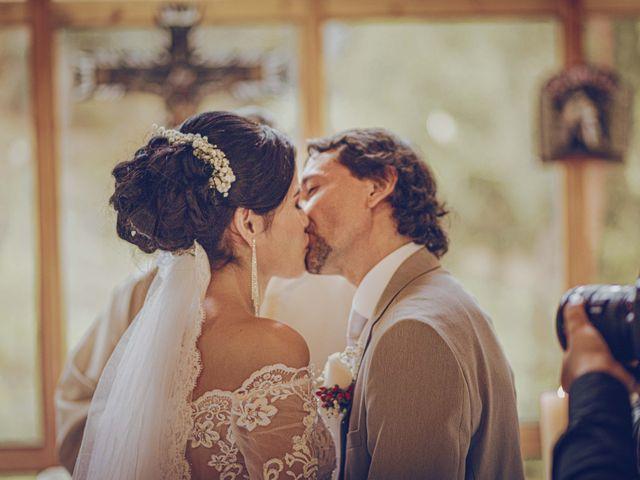 El matrimonio de Ubaldo y Angélica en La Calera, Cundinamarca 41