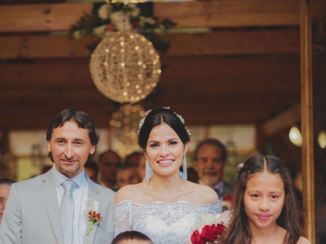 El matrimonio de Ubaldo y Angélica en La Calera, Cundinamarca 44