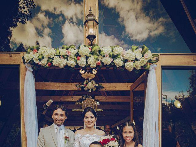 El matrimonio de Ubaldo y Angélica en La Calera, Cundinamarca 45