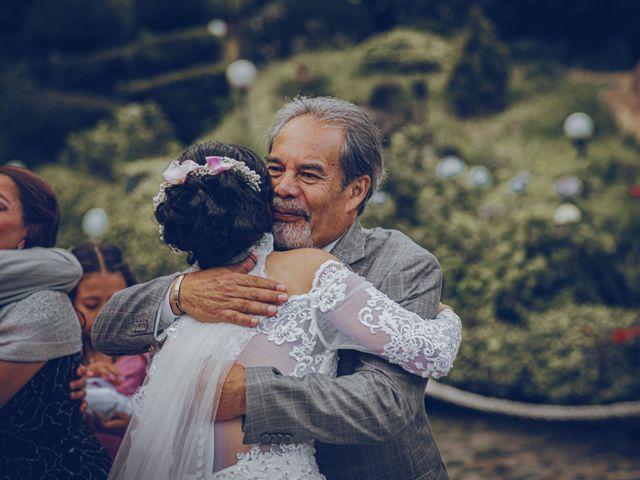 El matrimonio de Ubaldo y Angélica en La Calera, Cundinamarca 46