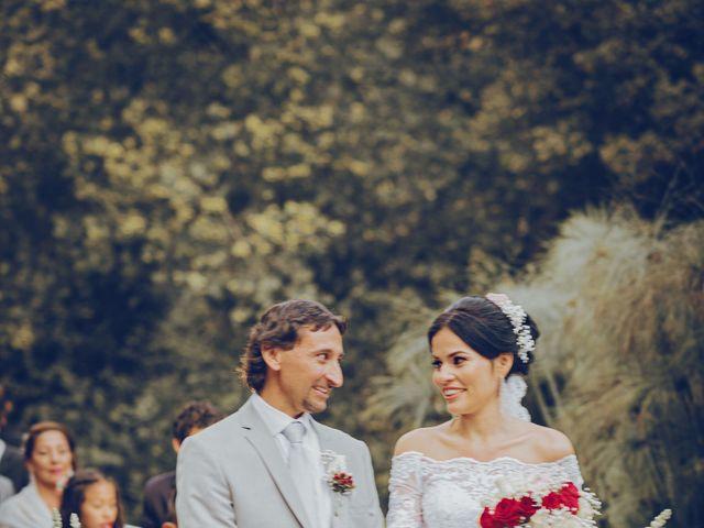 El matrimonio de Ubaldo y Angélica en La Calera, Cundinamarca 47