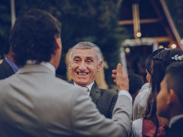 El matrimonio de Ubaldo y Angélica en La Calera, Cundinamarca 48