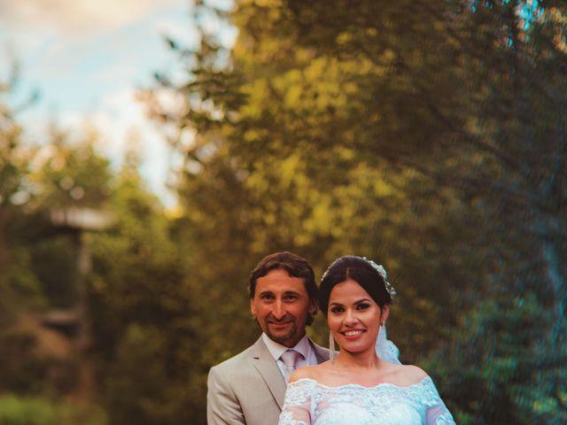 El matrimonio de Ubaldo y Angélica en La Calera, Cundinamarca 49