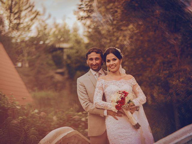 El matrimonio de Ubaldo y Angélica en La Calera, Cundinamarca 50
