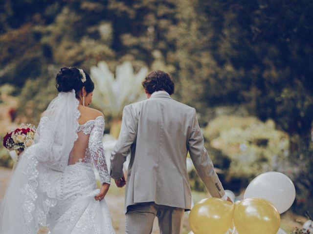 El matrimonio de Ubaldo y Angélica en La Calera, Cundinamarca 51