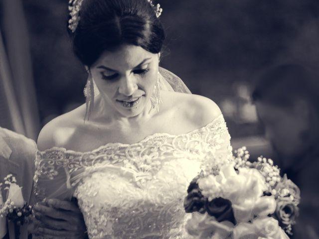 El matrimonio de Ubaldo y Angélica en La Calera, Cundinamarca 52