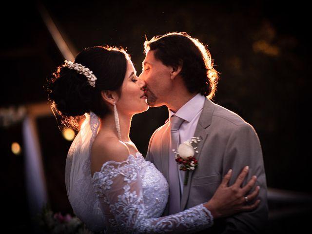 El matrimonio de Ubaldo y Angélica en La Calera, Cundinamarca 53