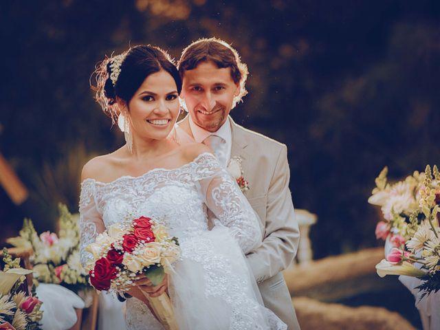 El matrimonio de Ubaldo y Angélica en La Calera, Cundinamarca 54