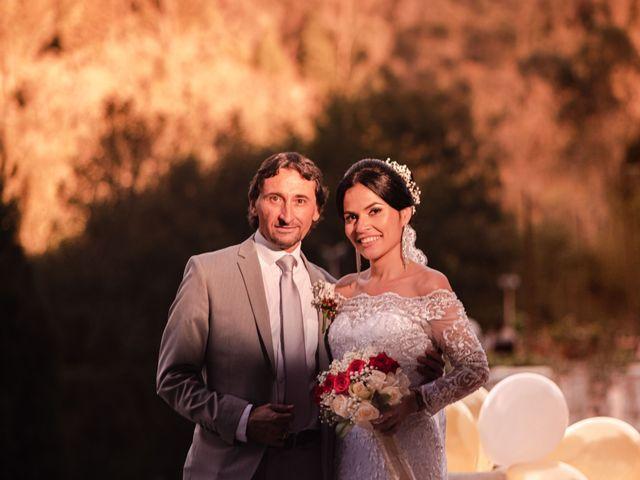 El matrimonio de Ubaldo y Angélica en La Calera, Cundinamarca 59