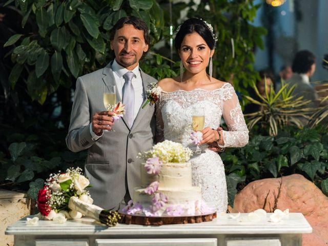 El matrimonio de Ubaldo y Angélica en La Calera, Cundinamarca 64