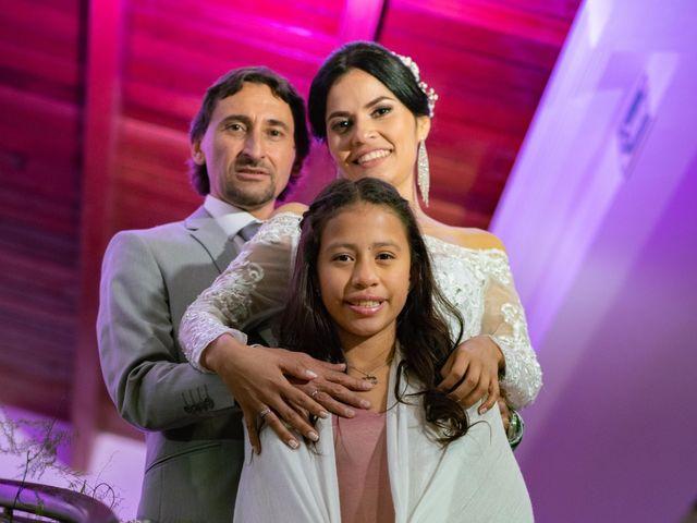El matrimonio de Ubaldo y Angélica en La Calera, Cundinamarca 67