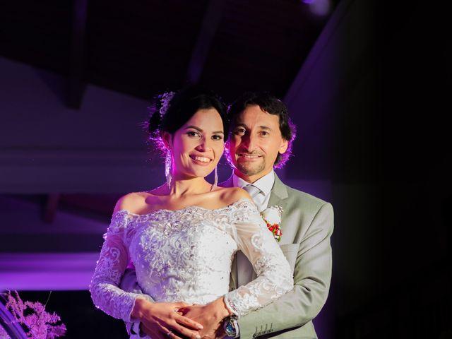 El matrimonio de Ubaldo y Angélica en La Calera, Cundinamarca 68