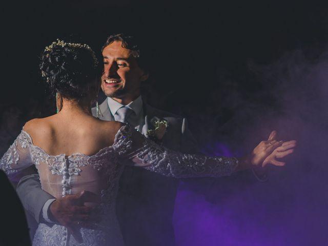 El matrimonio de Ubaldo y Angélica en La Calera, Cundinamarca 72