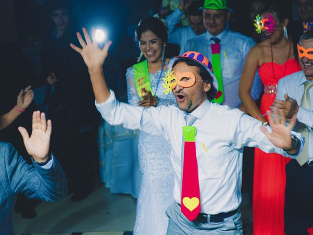 El matrimonio de Ubaldo y Angélica en La Calera, Cundinamarca 75