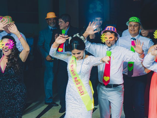 El matrimonio de Ubaldo y Angélica en La Calera, Cundinamarca 76