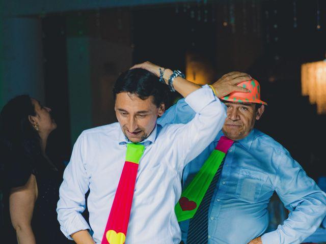 El matrimonio de Ubaldo y Angélica en La Calera, Cundinamarca 82