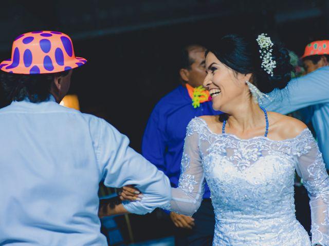 El matrimonio de Ubaldo y Angélica en La Calera, Cundinamarca 84
