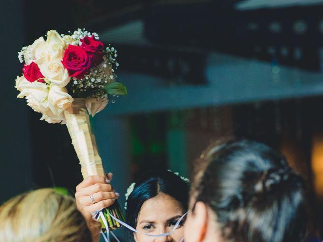 El matrimonio de Ubaldo y Angélica en La Calera, Cundinamarca 88